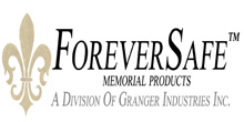 ForeverSafe Products, ForeverSafe Products Logo, ForeverSafe, Theft Deterrent Cemetery Products